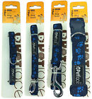 PetFace BLUE PAWS DESIGN - Leads and Collars - Various Sizes Dog Pet Animal