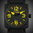 🎁INFANTRY INFILTRATOR MEN'S ANALOG WRIST WATCH SQUARE FASHION SPORT ARMY RUBBER image