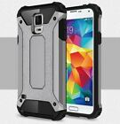 For Samsung Galaxy S5 & S6 Case - Dual Layer Hybrid Shockproof Armor Cover