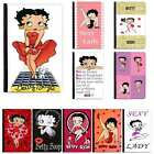 Betty Boop Cute Sexy Retro Hearts Cartoon Passport Cover Holder Wallet Case £8.75 GBP on eBay