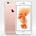Apple iPhone 6S (16 /32 / 64 / 128 GB) GSM &amp; CDMA UNLOCKED PHONE 4G LTE 12MP NEW <br/> Over Stock, No Warranty Included -Check The Description