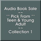 Audio Book Sale: Teen & Young Adult (1) - Pick what you want to save
