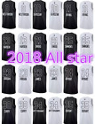 NBA 2018 ALL STAR game jerseys Irving/Durant/Curry/Westbrook/James - S/M/L/XL