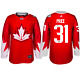 Carey Price - Signed Adidas Team Canada 2016 World Cup Jersey FRAMEWORTH COA
