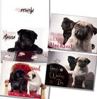 Hochzeitskarten von Möpsle - Just Married - Happy Wedding Day - Mops - Pug