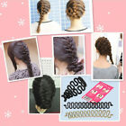 Women Fashion Hair Styling Clip Bun Maker Braid Tool Hair Ac