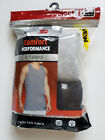 *NIP-RUSSELL- MEN'S 2 TANKS-COMFORT PERFORMANCE,ULTRA SOFT FABRIC, DRI POWER 360