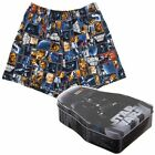 Star Wars Darth Vader Boxer Shorts for Men with Collector Tin $11.99 USD on eBay