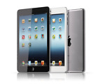 Apple iPad Mini 1st Gen Wifi Sprint Verizon T-Mobile AT&T Black White All Sizes