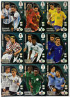 2018 Panini Adrenalyn XL FIFA WORLD CUP RUSSIA - DOUBLE TROUBLE CARDS
