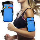 For iPhone X/XR/XS Max/7/8 Plus Sport Gym Running Jogging Armband Arm Band Pouch