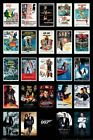 James Bond - Movie Posters-Poster-Laminated available-91cm x 61cm-Brand New-P... $29.99 AUD on eBay