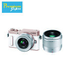 Panasonic DC-GF10 Double Lens Kit Digital Camera Japan Domestic Version New