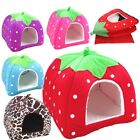 Cute Small Pet Dog Cat Bed Playpen Tent House Puppy Kitten Kennel Rest Durable