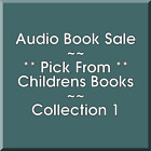 Audio Book Sale: Children's Books (1) - Pick what you want to save