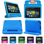 kindle fire 7 inch cover - US Kids Shockproof Case for Amazon 2017/2015 Fire 7 Inch 7th Gen 7