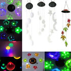 color changing led lighting - LED Solar Color Changing Wind Chimes Yard Garden Home Window Decor Lamp Lights