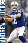 129779 Andrew Luck Indianapolis Colts NFL Decor WALL PRINT POSTER US