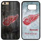 Detroit Red Wings PC Hard TPU Rubber Hybrid Phone Case Cover For iPhone Samsung $9.89 USD on eBay