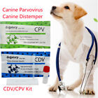 Dog Distemper/Parvoviru Virus CDV/CPV Home Nasal Swab Vet Health EarlyTest Paper