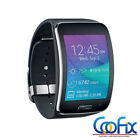 Samsung Galaxy Gear S Black AT&T SM-R750A Good Condition Smart Watch