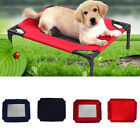 Breathable Elevated Dog Bed Cover Camping Beach Hammock Replacement Cover 2Color