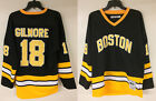 Happy Gilmore Adam Sandler Boston Bruins Movie Authentic Hockey Jersey $89.99 USD on eBay