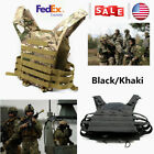 Airsoft Molle Modular Plate Carrier JPC Paintball Combat Military Tactical Vest