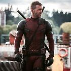 Ryan Reynolds Dead Pool Red and Black Deadpool 2 Leather Jacket, All Sizes $74.99 USD on eBay