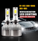 4 x H7/ H4/ H11/H1 110W 26000LM LED Headlight Kit Car Replace Bulbs 6500K Bright