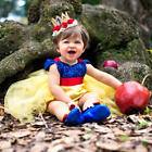 Newborn Baby Girl Sequin Tulle Princess Romper Jumpsuit Dress Set Outfit Clothes