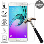 2-Pcs Protective Film Front Screen Protector 9H Guard Glass For Samsung Galaxy