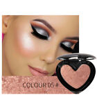 Beauty Highlighter Palette Glitter Face Eyeshadow Powder Makeup Cosmetic