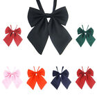 Внешний вид - Adjustable School Girl Uniform Bow Tie Students Bowknot Necktie Cute For Cosplay