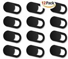 12X Webcam cover 0.026in Ultra-Thin Web Camera Cover for Laptop Macbook Pro LOT