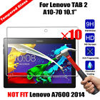 Genuine Tempered Glass Film Screen Protector For Various Lenovo Pad/Tablet US