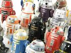 STAR WARS R2 ASTROMECHS & RARE DROID FIGURE SELECTION *R2-D2, R5-D4 & OTHERS*