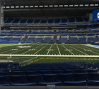 4 Lower level Dallas Cowboys at Indianapolis Colts tickets section 137 row 12