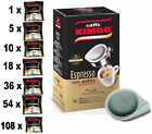Kimbo ESE Espresso 100% Arabica Coffee Pods Single Serving Paper Pods Kimbo Gold