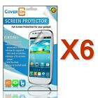 Lot New Clear Anti Glare LCD Screen Protector Cover For Nokia Lumia 630 / 635