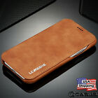 Внешний вид - For Galaxy Note 20/10 Ultra S20/S10/S9 Plus Leather Wallet Thin Slim Case Cover