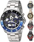 Invicta Disney Limited Edition Men's 44mm Chronograph Watch - Choice of Color image