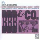 BBB & Co. by Benny Carter (CD, 1992, Original Jazz Classics) NEW / FREE SHIPPING