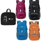 35L Foldable Waterproof Camping Backpack Nylon Outdoor Sport Hiking Rucksack Bag