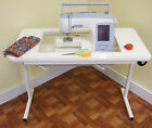 Janome MC 11000 - Heavy Duty SEWING & EMBROIDERY TABLE by Arrow
