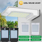 Внешний вид - 16-72LED Solar Power Motion Sensor Garden Security Lamp Waterproof Wall Light