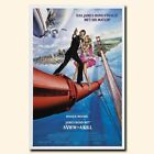 A View to a Kill 12x18 24x36inch 007 James Bond Movie Art Silk Poster Cool Gifts $3.99 USD on eBay