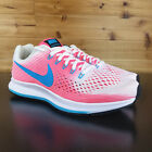 Nike Zoom Pegasus 34 Pink White Black Blue Women's / Kids Sh