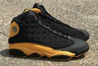 Nike Air Jordan Retro XIII 13 Class of 2002 Carmelo Anthony 414571-035 Gold 4-14