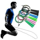 xFitness 10ft Adjustable Speed Jump Rope Aerobic Exercise Skipping Weighted Wire image